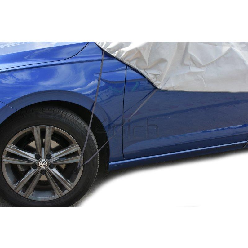 Halbgarage OPTIMO ML geeignet f/ür FIAT Punto Evo Sonnen UV Schutz Abdeckung